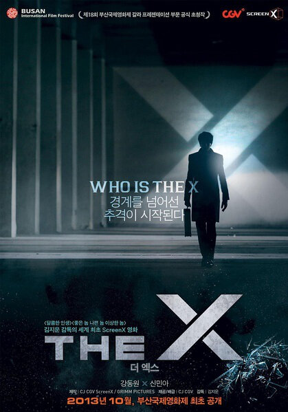 The X Movie Poster, 2013 film