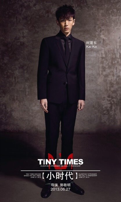 Tiny Times Movie Poster, 2013