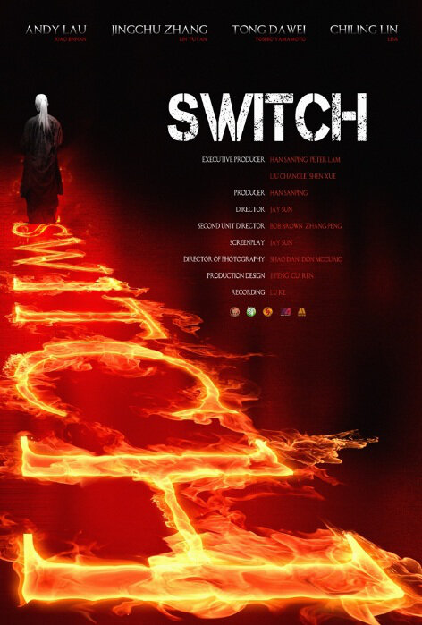 Switch Movie Poster, 2013