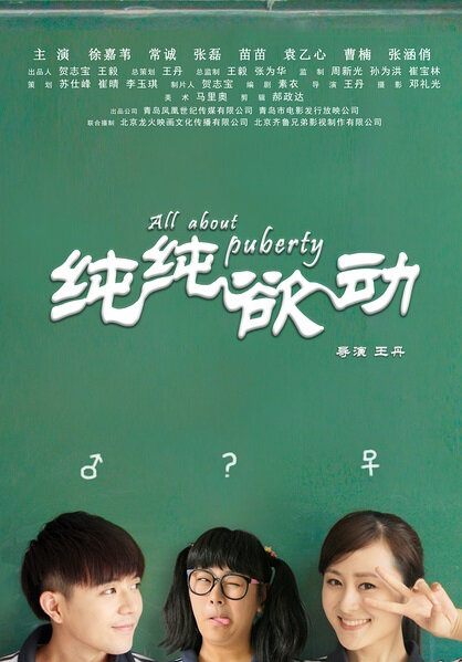 All About Puberty Movie Poster, 2014