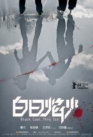 Black Coal, Thin Ice Movie Poster, Movies 2014