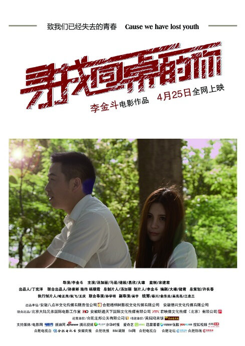 Cause We Have Lost Youth Movie Poster, 2014