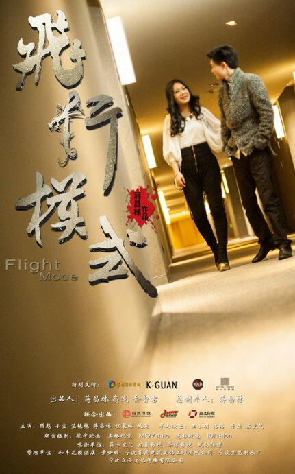 Flight Mode Movie Poster, 2014