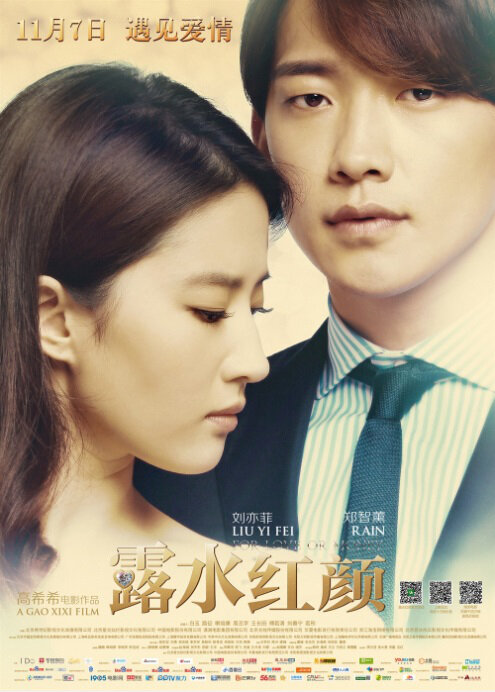 For Love or Money Movie Poster, 2014