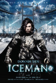 Iceman 3D Movie Poster, 2014 action movie