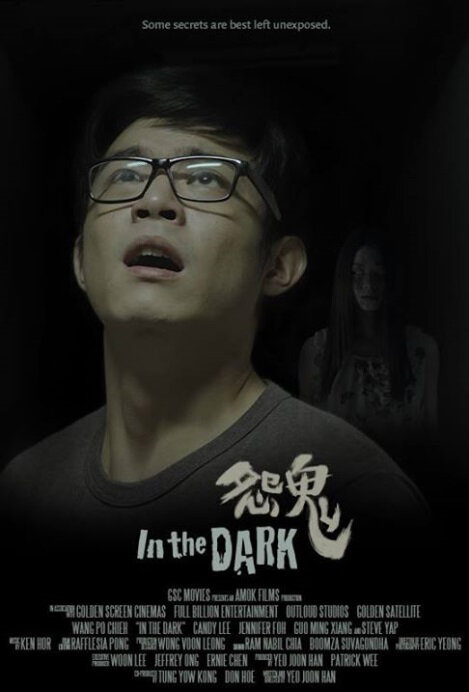 In the Dark Movie Poster, 2014 film