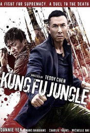 Kung Fu Jungle Movie Poster, 2014 Chinese Action Film