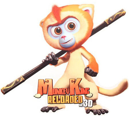 Monkey King Reloaded Movie Poster, 2014