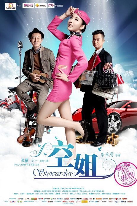 Stewardess Movie Poster, 2014