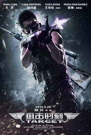 Target Movie Poster, 2014 chinese movie