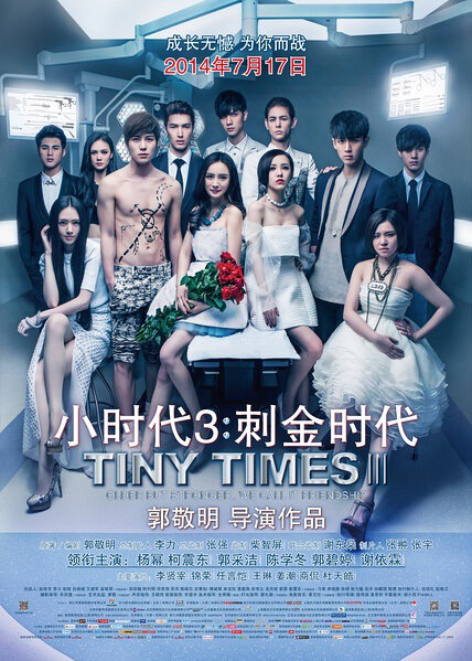 Tiny Times 3 Movie Poster, 2014
