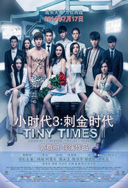Tiny Times 3 Movie Poster, 2014 best chinese movies