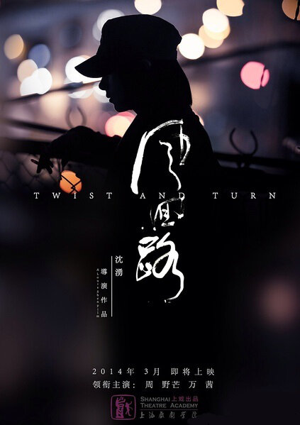 Twist and Turn Movie Poster, 2014, Chinese Film