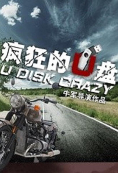 U Disk Crazy Movie Poster, 2014 Chinese film
