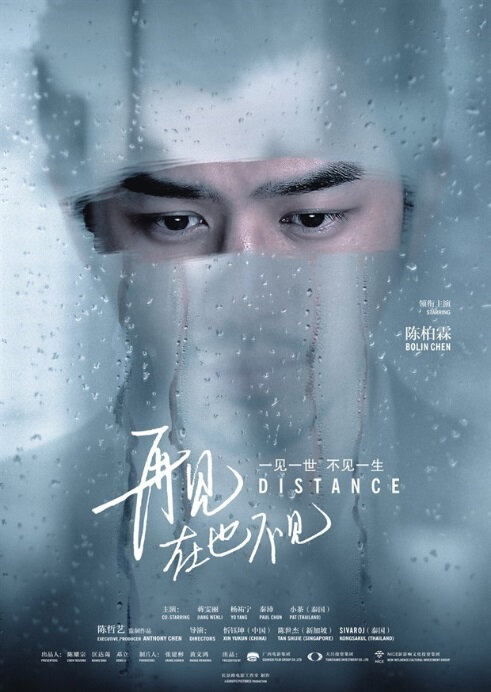 Distance Movie Poster, 2015 Chinese film