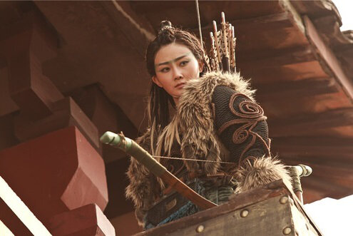 Dragon Blade Movie Still, 2015