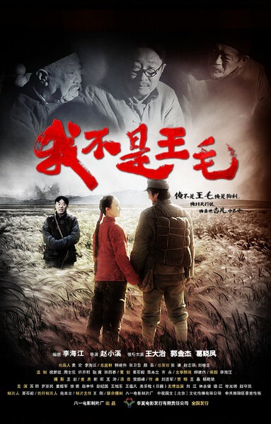 I Am Not Wang Mao Movie Poster, 2015 Chinese film