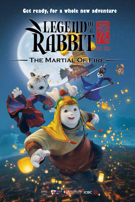 Photos from Legend of a Rabbit 2 (2015) - Movie Poster - 1 ...