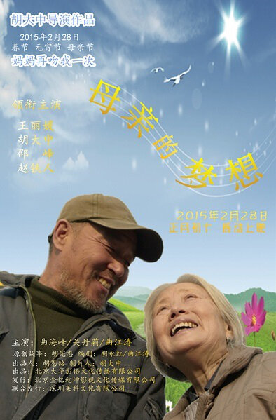 Mother's Dream Movie Poster, 2015 chinese movie