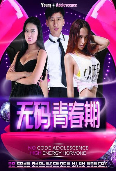 No Code Adolescence Movie Poster, 2015 Chinese film