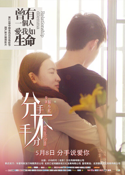 Relationship Dilemma Movie Poster, 2015 Chinese film