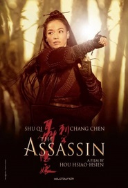 The Assassin Movie Poster, 2015 Taiwan film