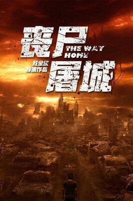 The Way Home Movie Poster, 2015 Chinese film