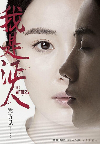 The Witness Movie Poster, 2015 Chinese film