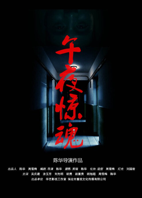 Who Are You Movie Poster, 2015 Chinese film