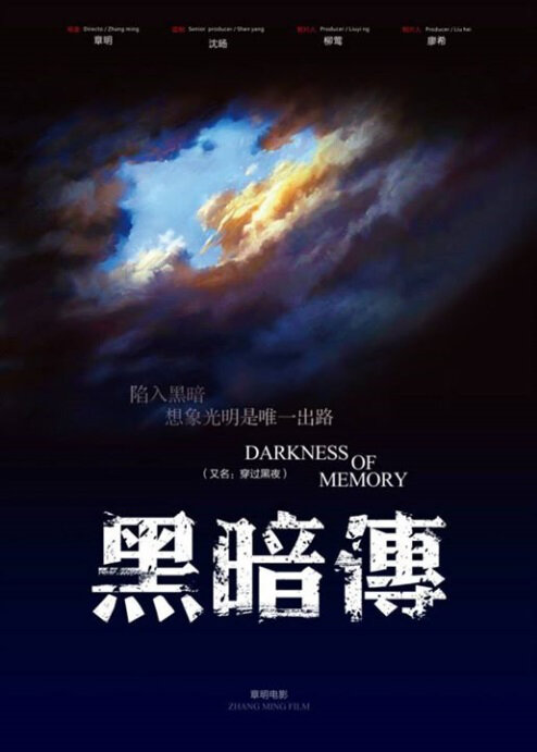 Darkness of Memory Movie Poster, 2016 film