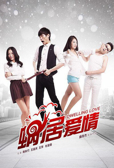 Dwelling Love Movie Poster, 2016 Chinese film