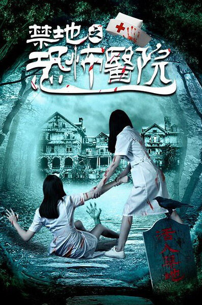 Forbidden Area Movie Poster, 2016 Chinese film