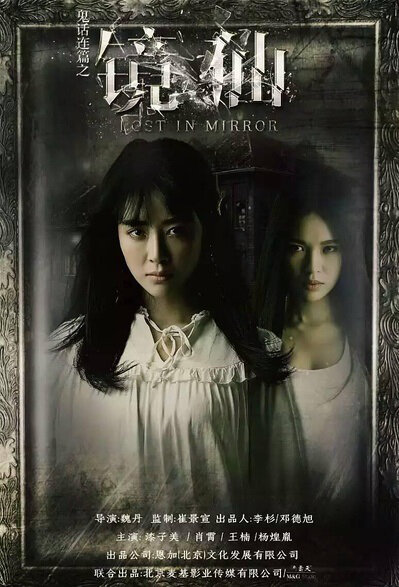 Lost in Mirror Movie Poster, 2016 Chinese film