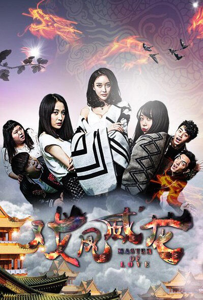 Master of Love Movie Poster, 2016 Chinese film