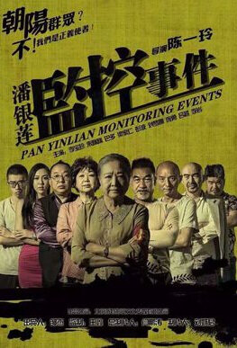 Pan Yinlian Monitoring Events Movie Poster, 2016 Chinese film