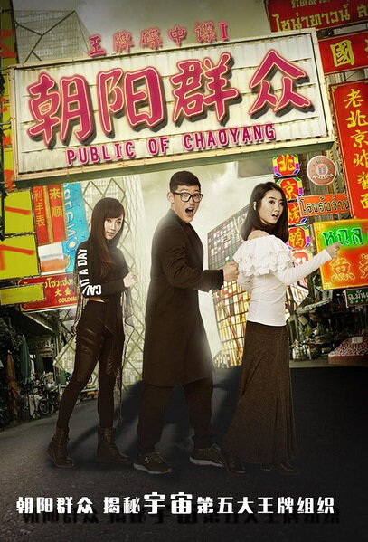 Public of Chaoyang Movie Poster, 2016 Chinese film