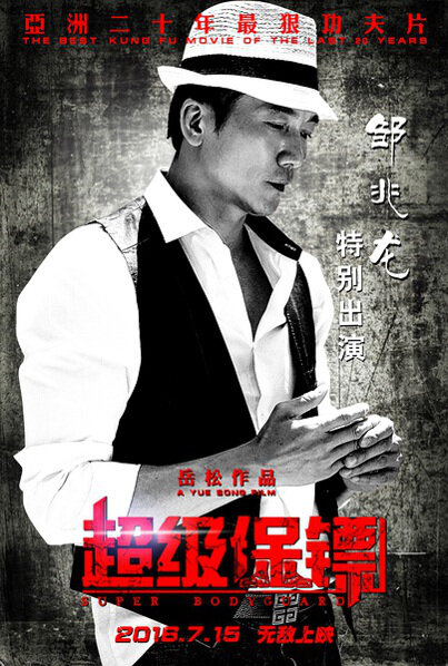 Photos from Super Bodyguard (2016) - Movie Poster - 20 - Chinese Movie