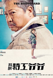 The Bodyguard Movie Poster, 2016 Chinese movie
