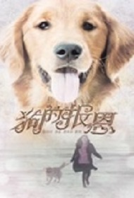 The Dog's Gratitude Movie Poster, 2016 Chinese film