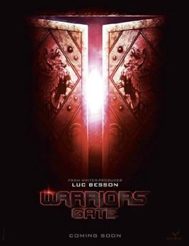 The Warriors Gate Movie Poster, 2016 Chinese film