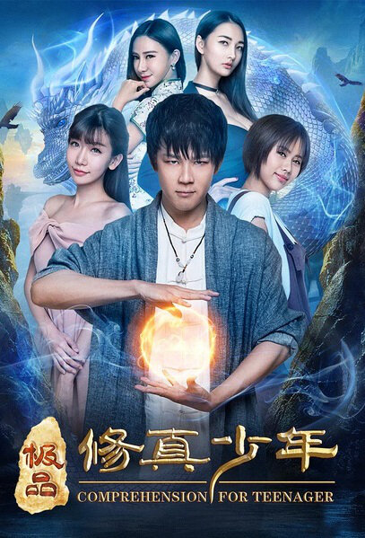 Comprehension for Teenager Movie Poster, 2017 Chinese film