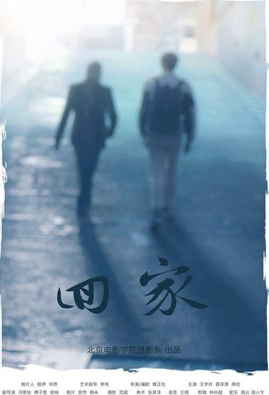 Going Home Movie Poster, 2017 Chinese film