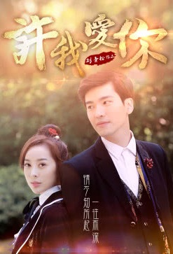 I Love You So Movie Poster, 许我爱你 2017 Chinese film