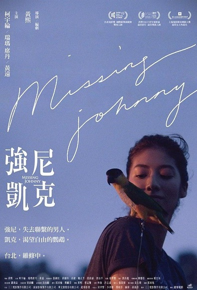 Missing Johnny Movie Poster, 2017 Taiwan film