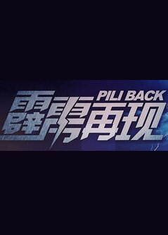 Pili Back Movie Poster, 2017 Chinese film