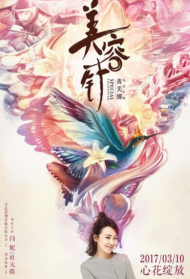 Special Encounter Movie Poster, 2017 Chinese film