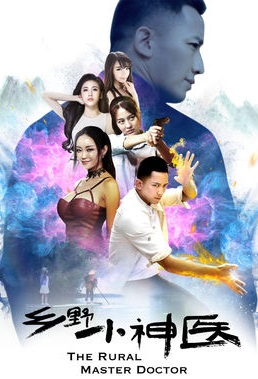 The Rural Master Doctor Movie Poster, 乡野小神医 2017 Chinese film