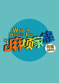 What a Wonderful Family Movie Poster, 2017 Chinese film