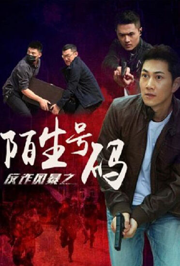 Fraud Squad 5 Movie Poster, 反诈风暴之陌生号码 2018 Chinese film