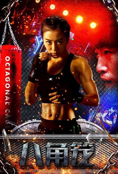 Octagon Cage Movie Poster, 八角笼 2018 Chinese film